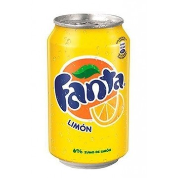 Fanta Limón