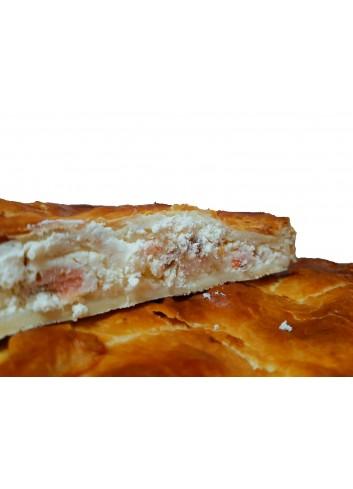 Empanada salmón & Philadelphia (1 KG)