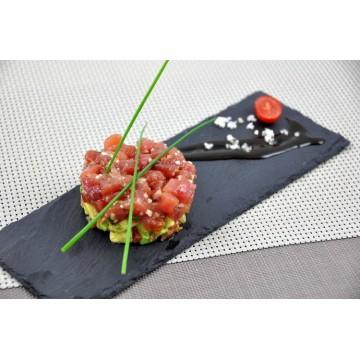Tartar atún con aguacate
