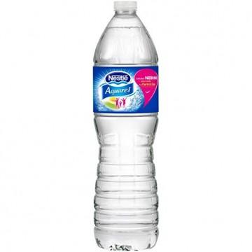 Botella Agua 1,5 Litros