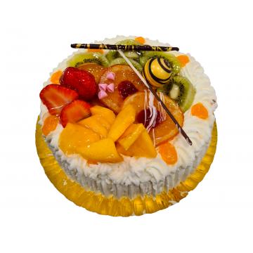 Tarta Frutas (12 Raciones)