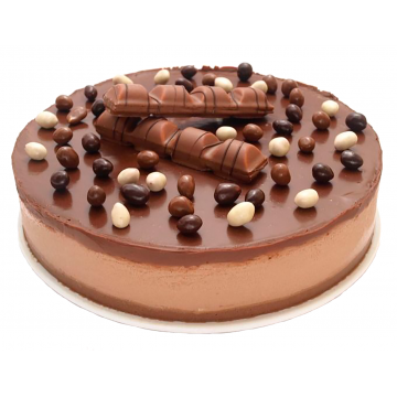 Mousse chocolate y...