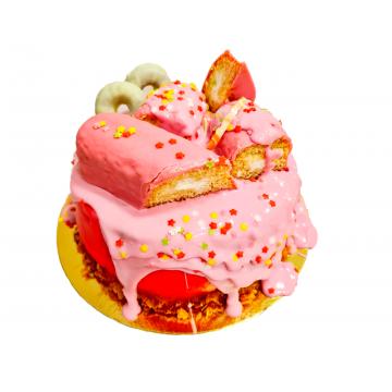 Tarta pantera rosa (8...