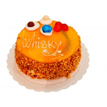 Tarta Whisky (12 Raciones)